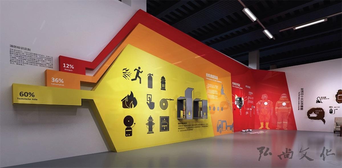 泰安市消防安全教育馆(策划+设计+施工)
